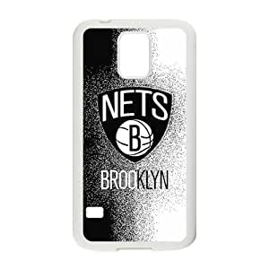 New Jersey Nets NBA Fahionable And Popular High Quality Back Case Cover For Samsung Galaxy S5