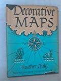 img - for Decorative Maps book / textbook / text book