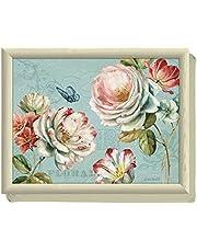 Creative Tops Romantic Garden Beanbag Cushion Lap Tray