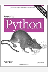 Learning Python: Powerful Object-Oriented Programming (Edition 4th) by Lutz, Mark [Paperback(2009£©] Paperback