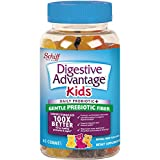 Digestive Advantage Kids Prebiotic Fiber Plus Probiotic Gummies 65 ea
