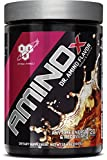 BSN Amino X Cola Series, Post Workout Muscle Recovery & Endurance Powder with 10 Grams of Amino Acids and 150 mg Caffeine per Serving, Flavor: Dr. Amino, 20 Servings