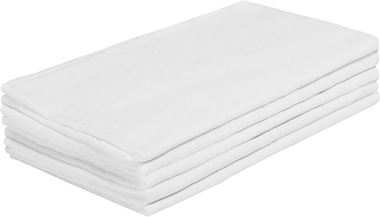High Quality Wrap 3 x 100/% Organic Soft Cotton Baby Muslin Squares Bib/… Towel Changing Mat Multiply use: Blanket Face Cloth Nappy Unisex Set Cover Large 80x70 Coco Roco