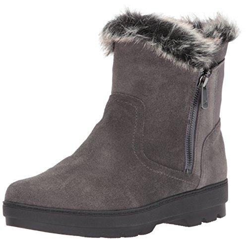 - Easy Spirit Women's Adabelle Ankle Boot, Grey, 9 M US