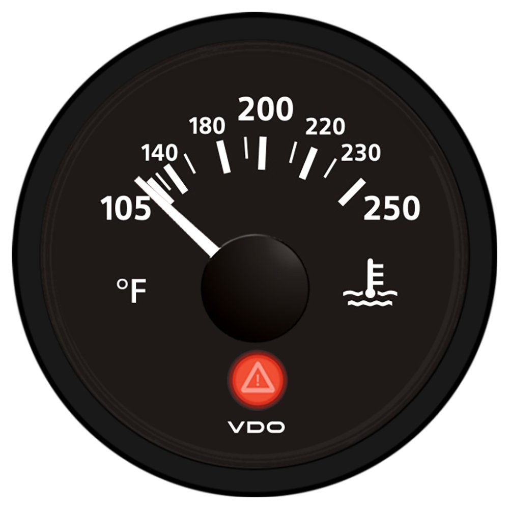 Vdo A2c53413355 S Temperature Gauge Automotive Clock Wiring Diagram