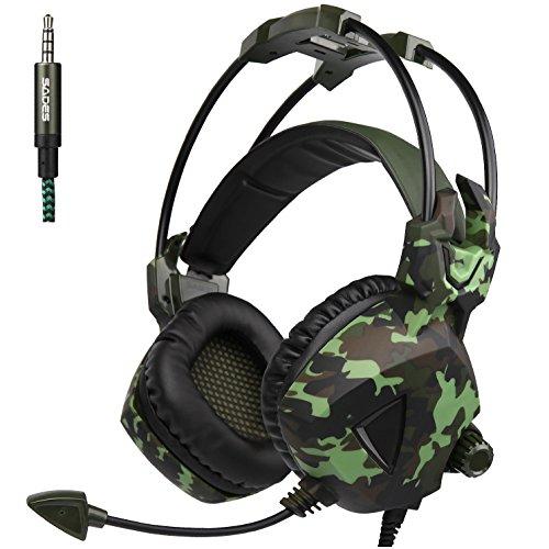 SADES Universal Stereo Gaming Headset