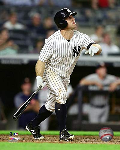 best loved 2c943 02d57 Amazon.com: Brett Gardner New York Yankees 2018 Action Photo ...