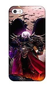 For Iphone Case, High Quality Dark Angel For Iphone 5/5s Cover Cases by lolosakes