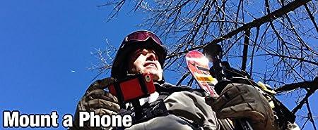 READYACTION Sport Smartphone//Camera Chest Harness 4326591912