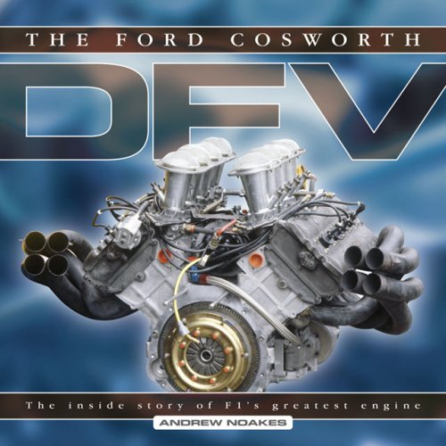 The Ford Cosworth DFV: The inside story of F1's greatest engine