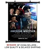 American Wrestler The Wizard Movie Wall Scroll Poster (16x24) Inches