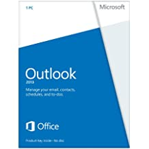 Microsoft Outlook 2013 Download