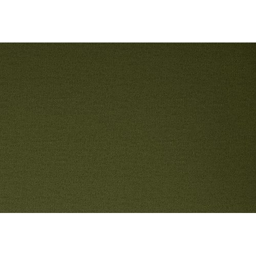 Novogratz Brittany Sofa Futon, Premium Linen Upholstery and Wooden Legs, Green Linen
