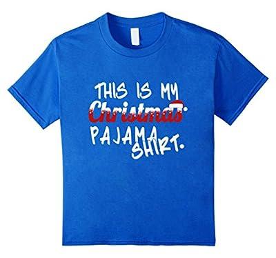 My Funny Christmas Pajama tee shirt