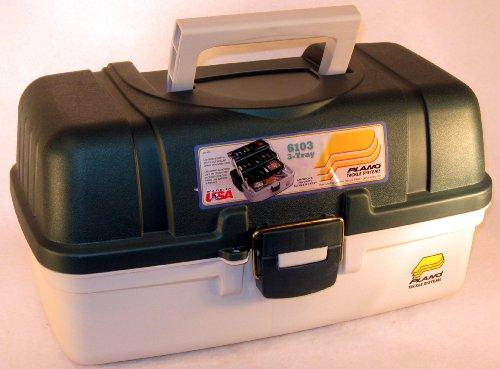 Plano 3-Tray Tackle Box