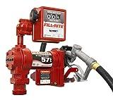 Fill-Rite FR2411GL 24V DC Pump, Suction Pipe, 3/4