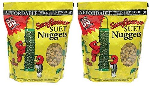 C & S Products Suet Corn 27 - Cargo Raisin