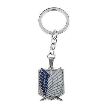 Amazon.com: NATFUR - Llavero con insignia de la Legión ...