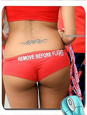 Brunettes tatuajes mujeres bragas culo backview mujeres ropa ...