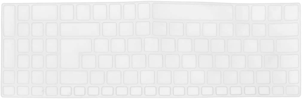 uxcell for acer E5-573 Notebook Laptop Keyboard Protector Skin Film Cover Clear