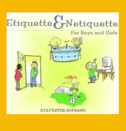 etiquette & netiquette for boys and girls pdf