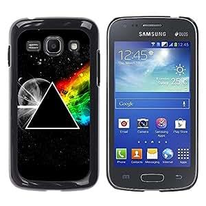Stuss Case / Funda Carcasa protectora - Triangle Secret Symbolics Universe Rainbow - Samsung Galaxy Ace 3 GT-S7270 GT-S7275 GT-S7272