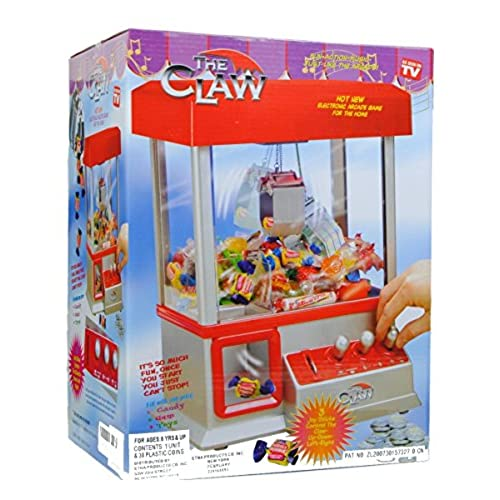 Toy Claw Machine Game : Claw arcade game amazon