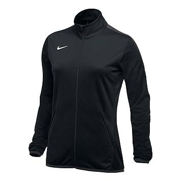 Nike - Chaqueta para Mujer, Talla S, Color Negro y Blanco ...