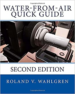 Book Water-from-Air Quick Guide: Second Edition