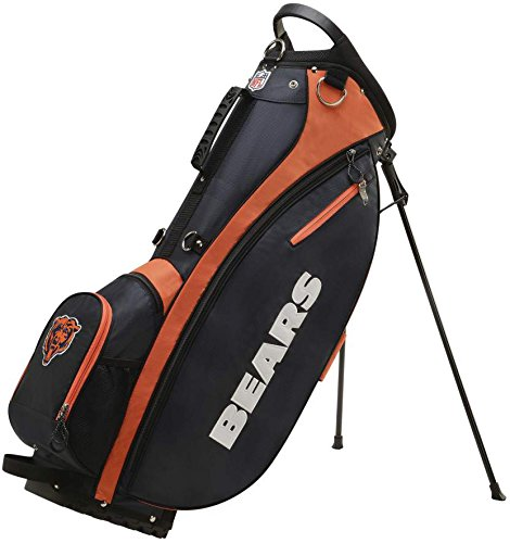 Wilson 2018 NFL Carry Golf Bag, Chicago Bears ()