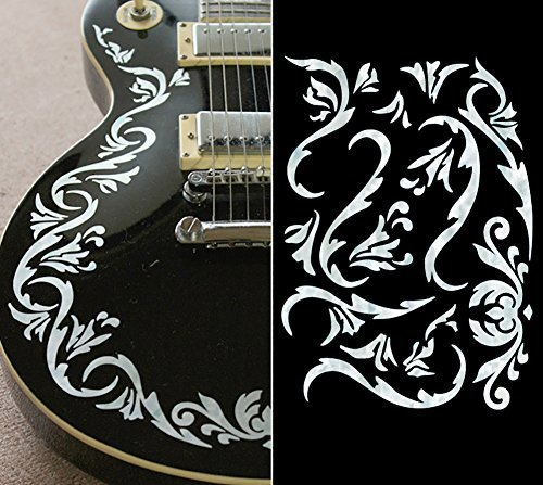 Guitar Decals Amazon Com