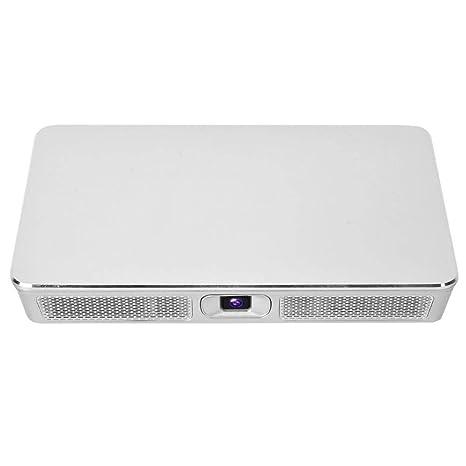 Amazon.com: Bewinner - Mini proyector de vídeo portátil para ...