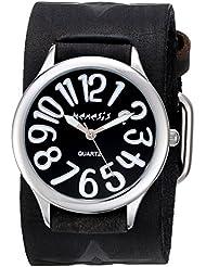 Nemesis Womens 108FST-K Always Summer Series Analog Display Japanese Quartz Brown Watch