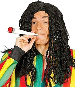 Mens Big Giant Spliff Stag Do Novelty Funny Weed Fancy Dress Costume Joint Pot