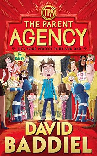 book cover of The Parent Agency