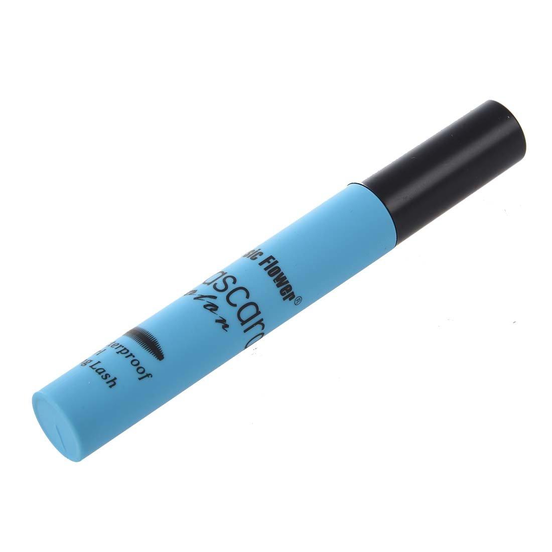 Blue Mascara Long Lengthening Volume Curl Eyelash Grower Makeup Cosplay SODIAL 012352