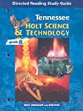 Tennessee Holt Science and Technology, Grade 8, , 0030360943