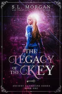 The Legacy Of The Key by SL Morgan ebook deal