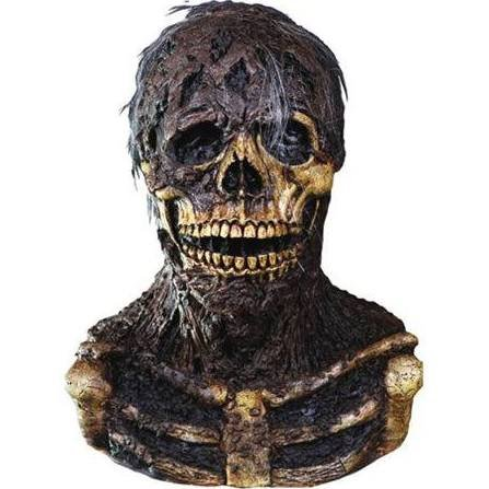 Creepshow Nate Costume Mask Adult One Size Trick or Treat Studios DCL45722
