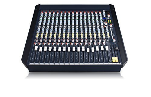 Allen & Heath MixWizard WZ416:2 Desk/Rack Mountable Professional Mixing Console by Allen & Heath