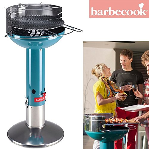Barbecook Holzkohle Säulengrill: Barbecook Major Lagoon