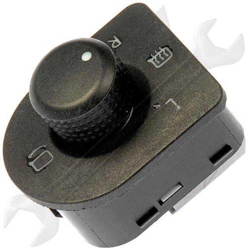APDTY 012617 Power Folding Mirror Switch Front Left Beetle Golf Jetta Passat (Replaces 1J1-959-565-C-01C, - Switch Beetle Mirror