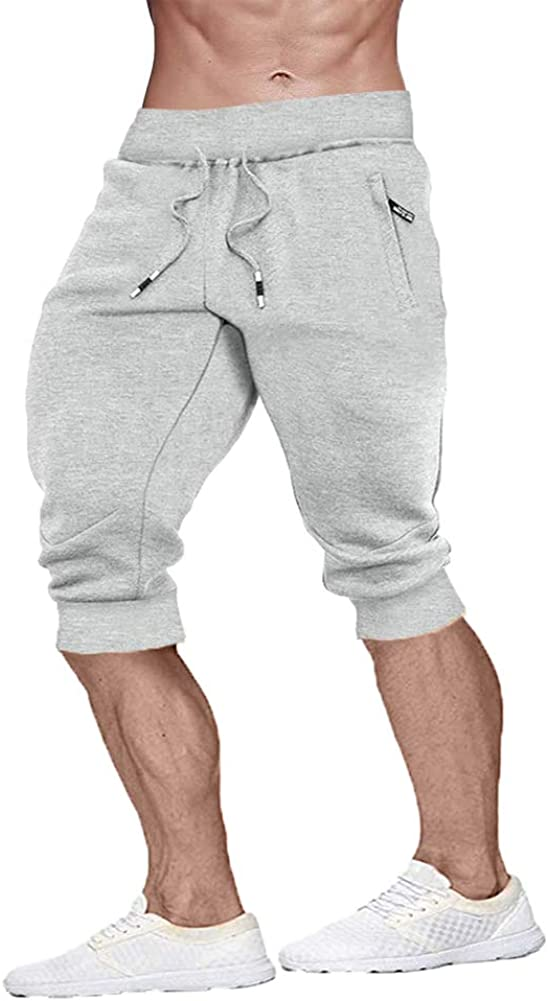 Sweatpant Drawstring Summer Pant with Pockets Ruslin Men Duff-Beer-Logo