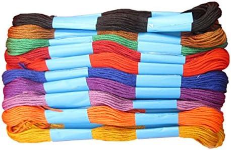 Producto nuevo de bordar y costura hilos de calidad varios colores ...