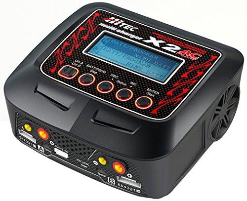 Hitec Hitech Multi Charger X2 Ac Plus (Balancer Built Almighty Multi-function Charge / Discharge Device) (Hi Tec Hobbies)