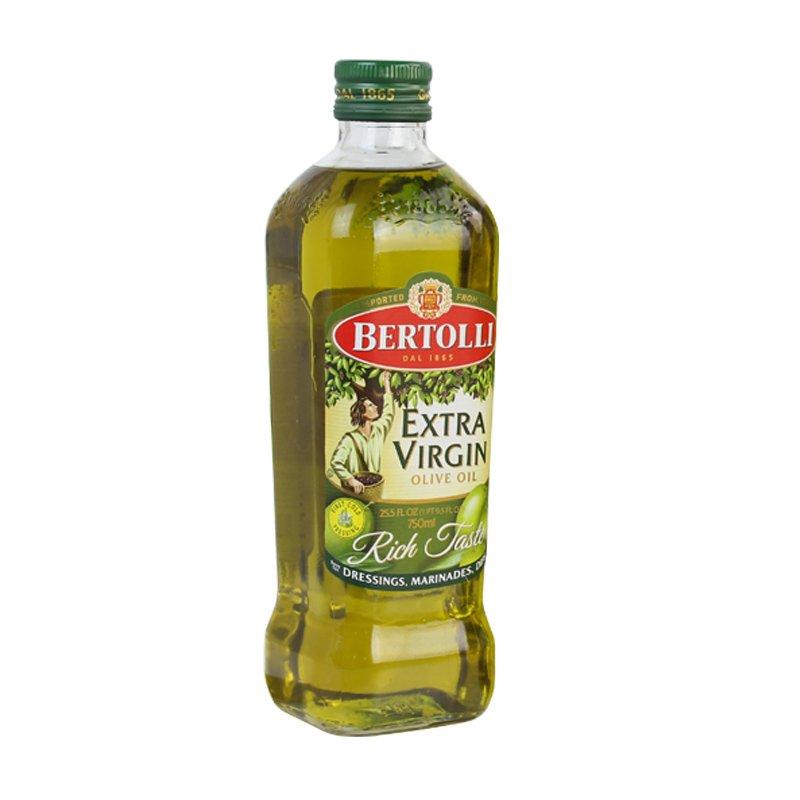 Bertolli Extra Virgin Olive Oil 25.5 Ounce - 1 Bottle by Bertolli