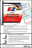 img - for Color Coded EZ Tabs for the 2011 National Electrical Code book / textbook / text book