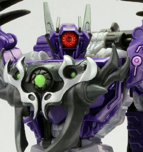 Transformers Go! G13 Hunter Shockwave