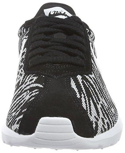 Nike Wmns Roshe Ld-1000 Jacquard  Zwart / Wit  (819845-001) Zwart / Wit-zwart