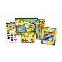 Juego de pintura y artesanía lavable para niños Crayola, regalo, edades 5, 6, 7, 8, 9, 10